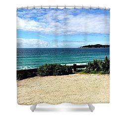 Carmel By The Sea Shower Curtain