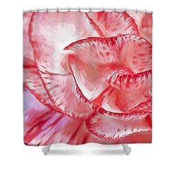 Carnation #3 Shower Curtain