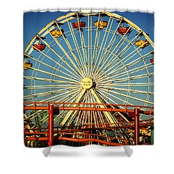 Carnival 2 Shower Curtain
