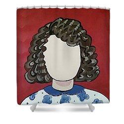 Carol Shower Curtain