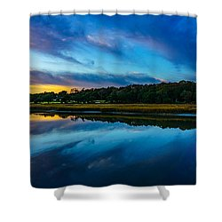 Carolina Shower Curtain by David Smith