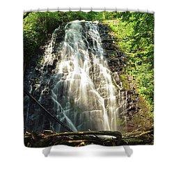 Carolina's Crabtree Falls Shower Curtain