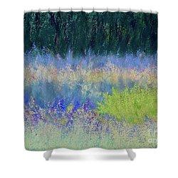 Carol's Meadow Shower Curtain