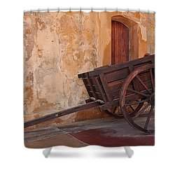 Carreton  Shower Curtain