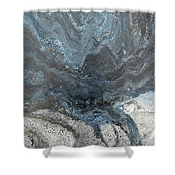Carried Along Shower Curtain