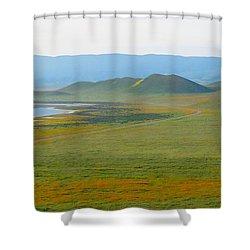Carrizo Beauty Shower Curtain