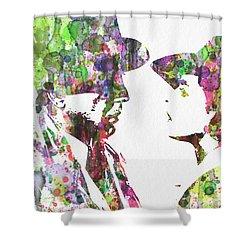 Casablanca 2  Shower Curtain by Naxart Studio