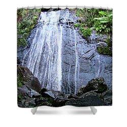 Cascada Shower Curtain