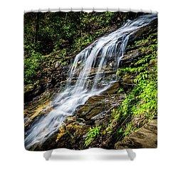 Cascade Falls Shower Curtain