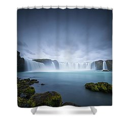 Cascade Of The Gods Shower Curtain