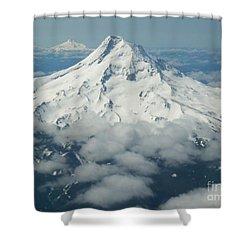 Cascadia Shower Curtain