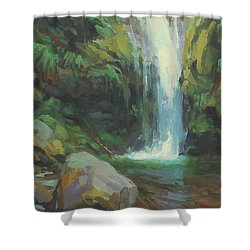 Cascadia Shower Curtain