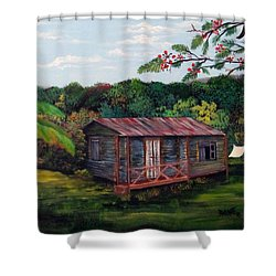 Casita Linda Shower Curtain
