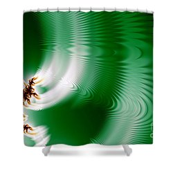 Cast A Spell Shower Curtain