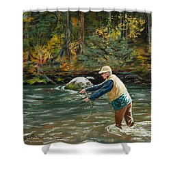 Cast Away Shower Curtain