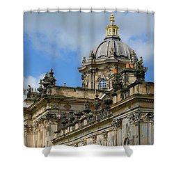 Castle Howard Roofline Shower Curtain