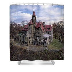 Castle Rock Shower Curtain