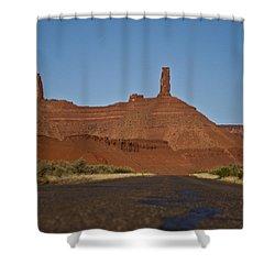Castleton Valley Shower Curtain