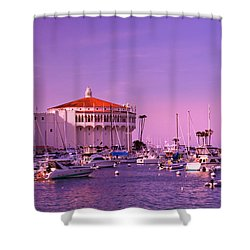 Catalina Casino Shower Curtain