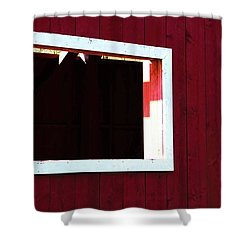 Catawissa Covered Bridge Shower Curtain