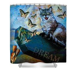Catch A Dream Shower Curtain