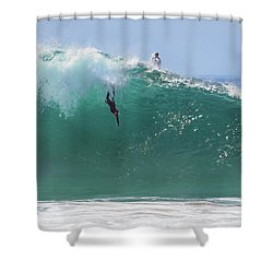 Catch Me Shower Curtain