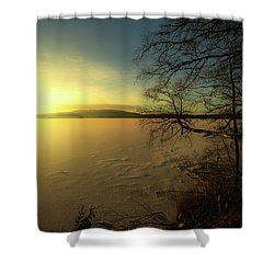 Catch The Light Shower Curtain