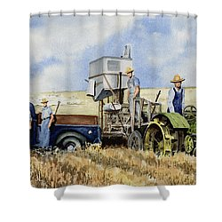 Catesby Cuttin' 1938 Shower Curtain