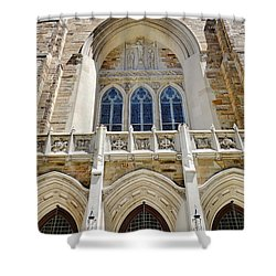 Cathedral Of St John Front Shower Curtain