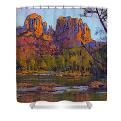 Cathedral Rock 2 Shower Curtain