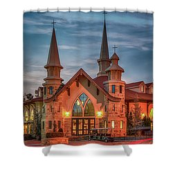 Catholic Church Of St. Ann Shower Curtain