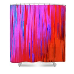 Shower Curtain featuring the photograph Cattails by Tony Beck