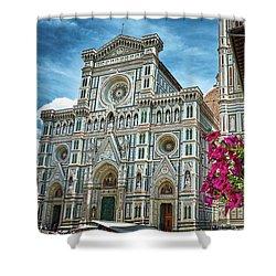 Cattedrale Di Santa Maria Del Fiore Shower Curtain