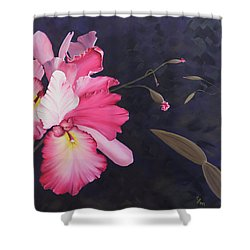Cattleya Shower Curtain
