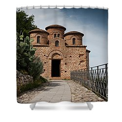 Cattolica Di Stilo, Shower Curtain