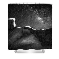 Causality Iv Shower Curtain