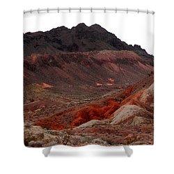 Cayenne Shower Curtain