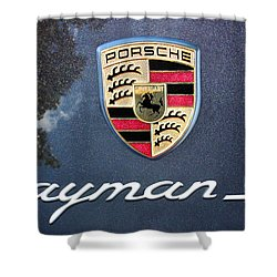 Cayman S Shower Curtain