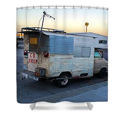 Cb Rv Shower Curtain