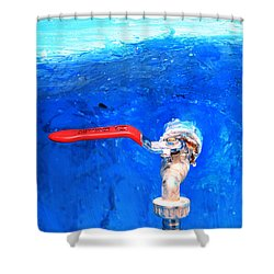 ccs Shower Curtain