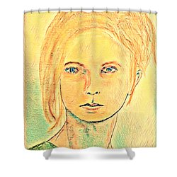 Cecilia Shower Curtain