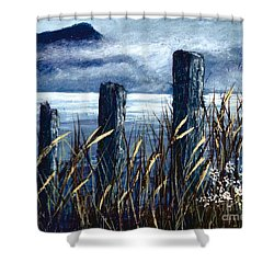 Cedar Cove  Shower Curtain