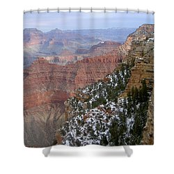 Cedar Ridge Grand Canyon Shower Curtain