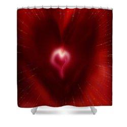 Celebrate Love Shower Curtain by Linda Sannuti