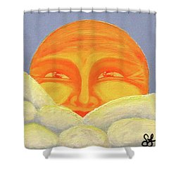 Celestial 2016 #2 Shower Curtain