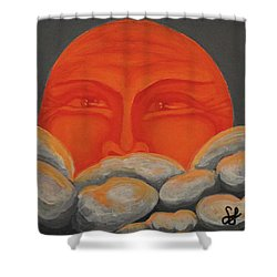 Celestial 2016 #3 Shower Curtain