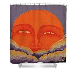 Celestial 2016 #4 Shower Curtain