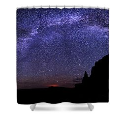 Celestial Arch Shower Curtain