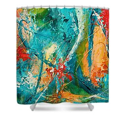 Celestial Choir No 1 Shower Curtain