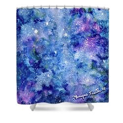 Celestial Dreams Shower Curtain